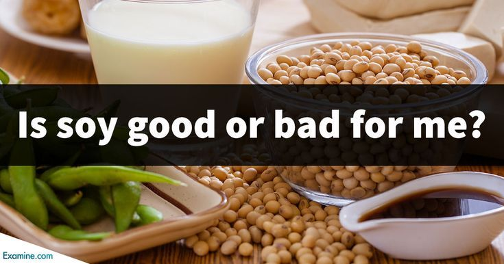 Is soy good or bad for you? #Bad #Good #Soy | Food ...