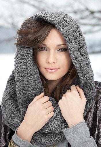 Hoods and Hoodies Knitting Patterns | Pinterest | Knitting patterns ...