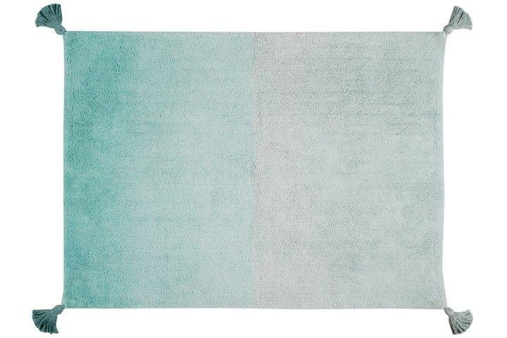 Teppich Waschbar Mint Sofias Zimmer Pinterest