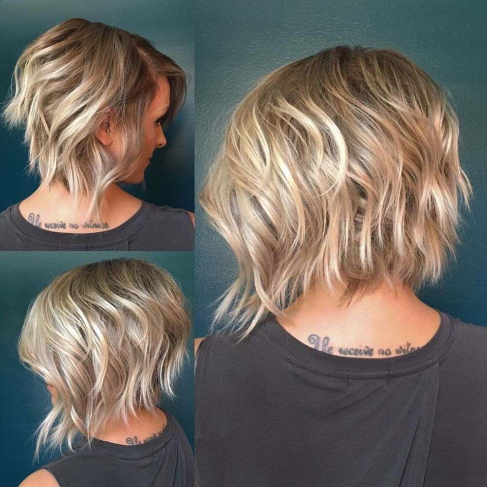 Fabulous Choppy Bob Hairstyles  Hair and Style  Pinterest
