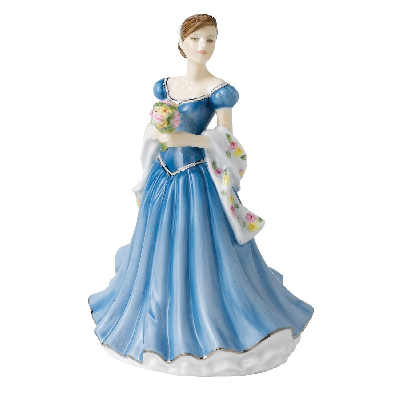 Occasions Royal Doulton Figurines. Hurry in and find the perfect one for you or a gift! At your nearest Waterford Outlet.    #royaldoultonfigurines