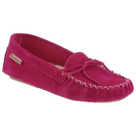Ashlynn by BEARPAW SHOES in color Pom Berry...... I want the Hickory colored ones!