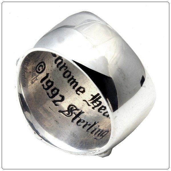 7c6f27539ce CHROME HEARTS RING KEEPER - Chrome Hearts Ring - Chrome Hearts Jewelry