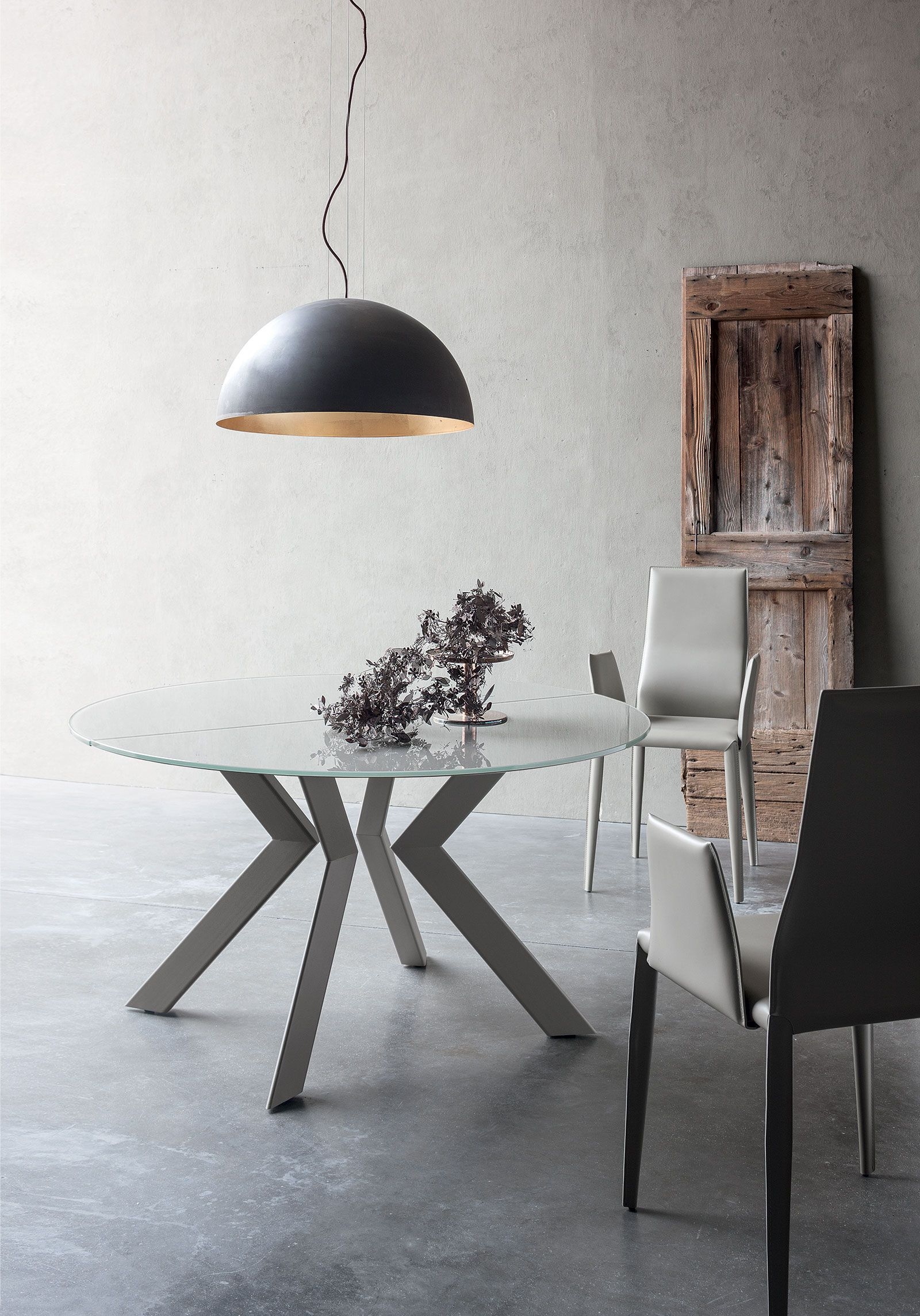 Modloft Siena Dining Table Md540 Official Store Sandalye