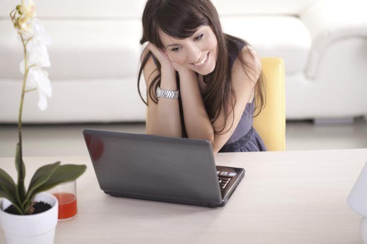 Online flirten erste mail