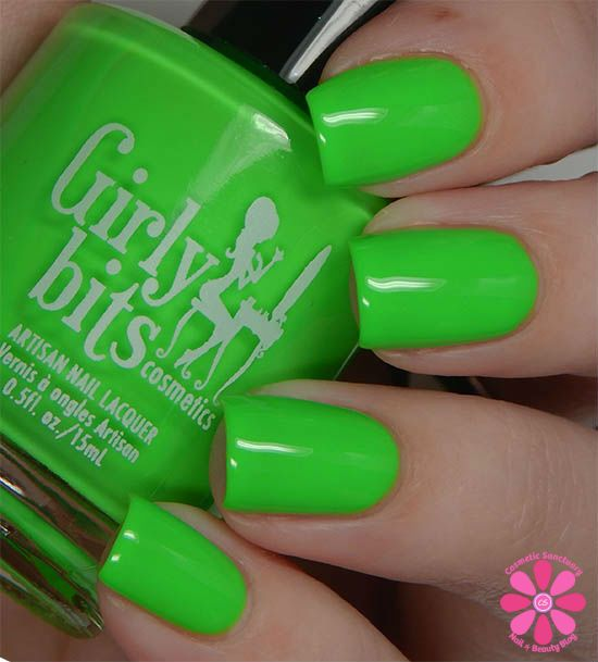 Girly Bits Hoop! There It Is Collection Swatches & Review | Esmalte ...