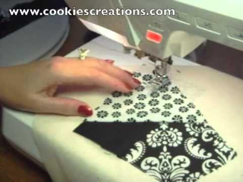 tutorial - easy   quilts - crazy quilts   Pinterest   Verschiedenes ...