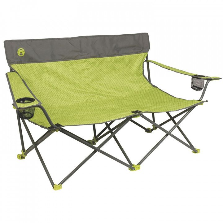 Two Person Folding Camp Chair   Cool Furniture Ideas Check More At Http:/