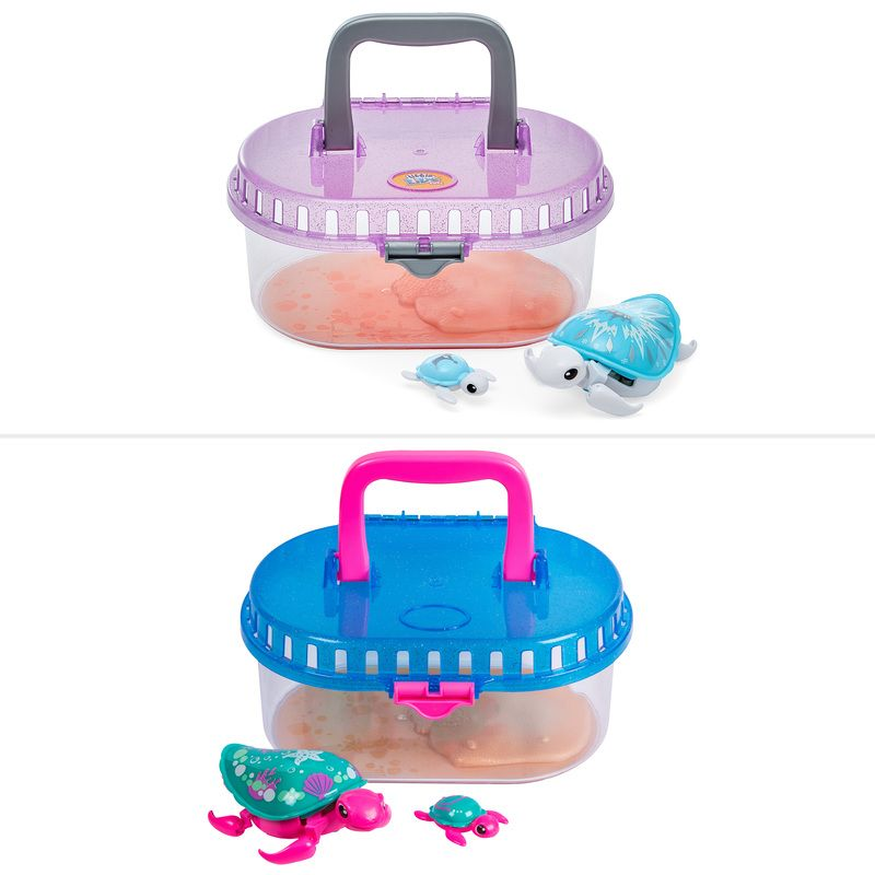 Little Live Pets S4 Lil Turtle Tank Assorted Little Live Pets Little Pet Shop Toys Birthday Toys
