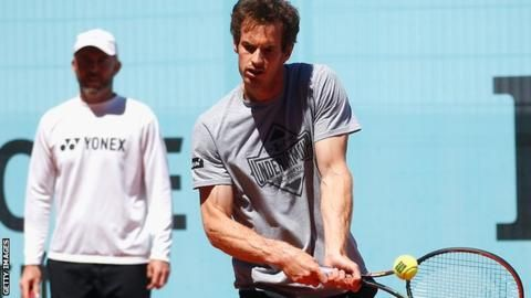 Jamie Delgado would welcome main Andy Murray coach role