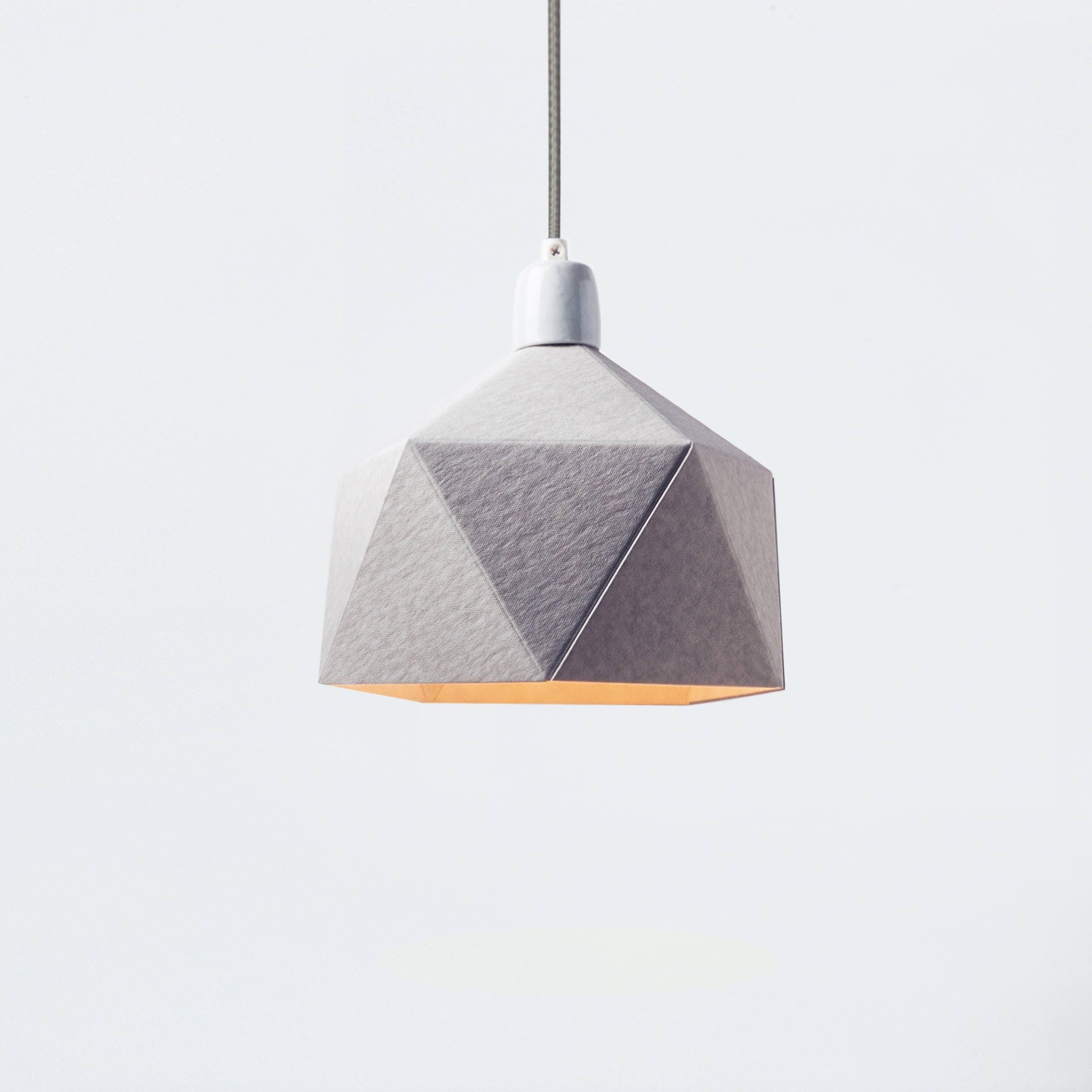 Shop Kami Geometric Ceiling Lamp Shade On Crowdyhouse Ikea Ceiling Light Ceiling Lamp Shades Geometric Ceiling Lamp