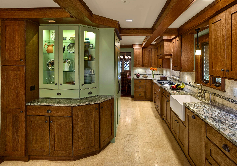 Mt. Lebanon traditional kitchen remodel | Award winning ...