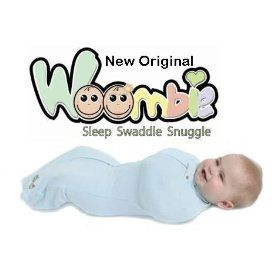 Woombie....love this! Wish it was out when lil b was born!