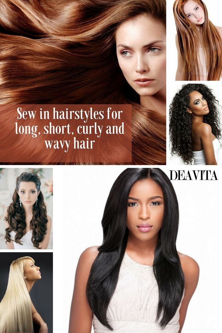 Sew In Hairstyles Are Fashionable And Instantly Attract Attention