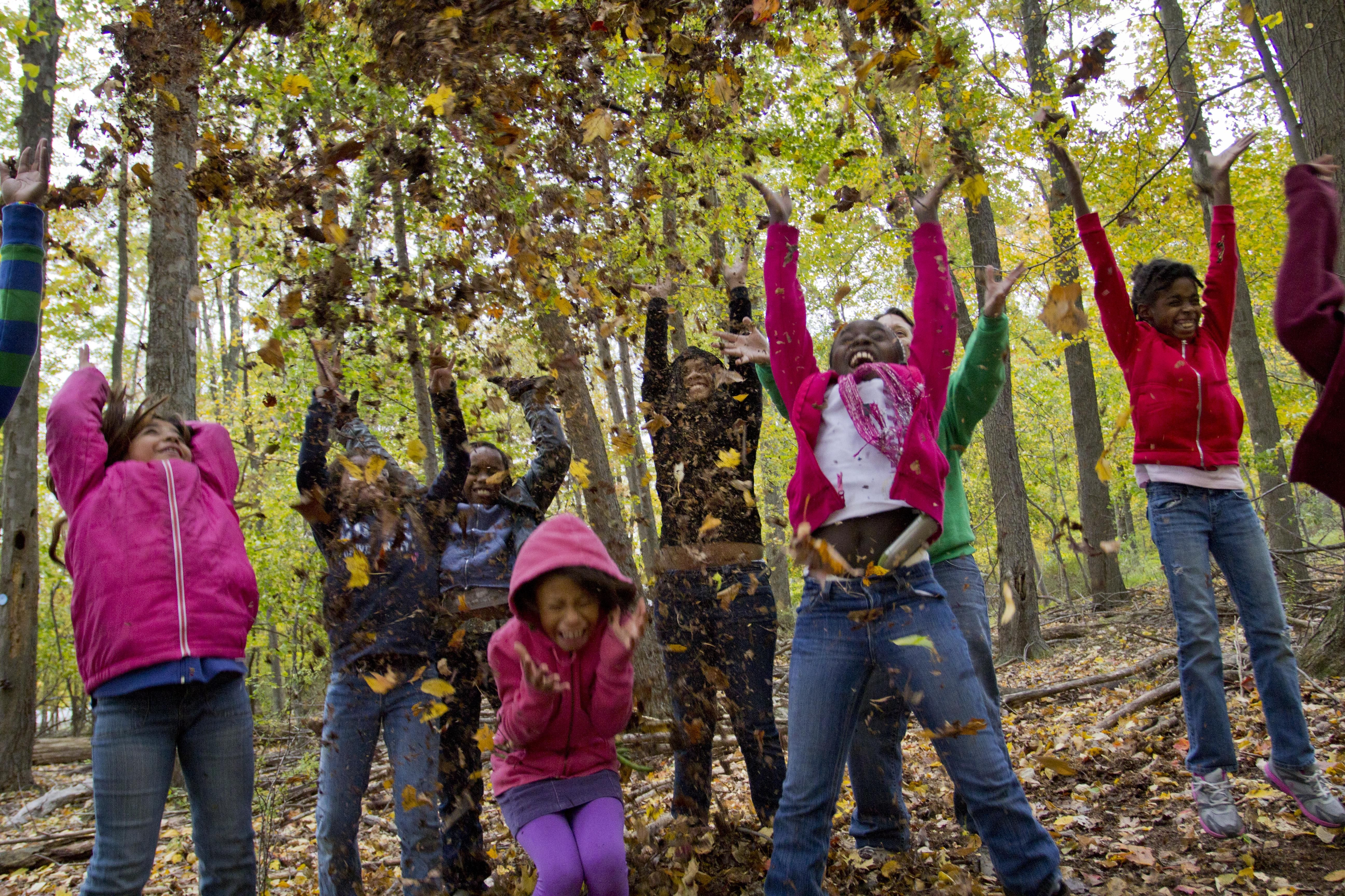 Fall head over heels with the Fresh Air Fund!