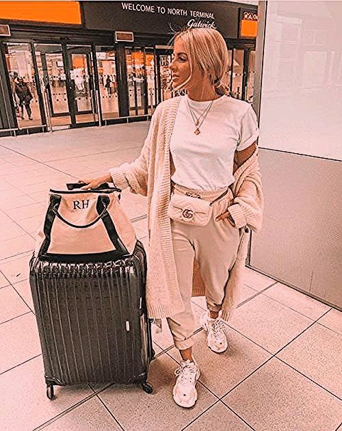 Photo of Traveling style in winter cozy coats