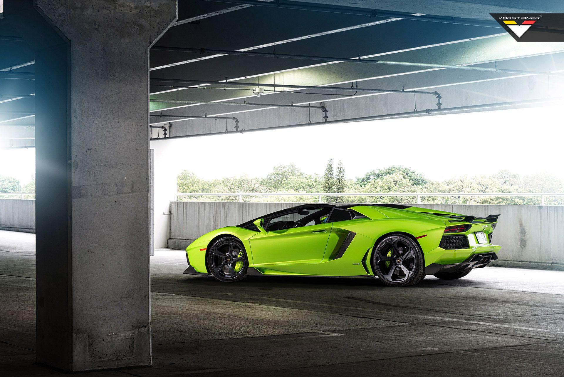 Lamborghini Hulk Aventador V Lp 740 By Vorsteiner Le Tuner