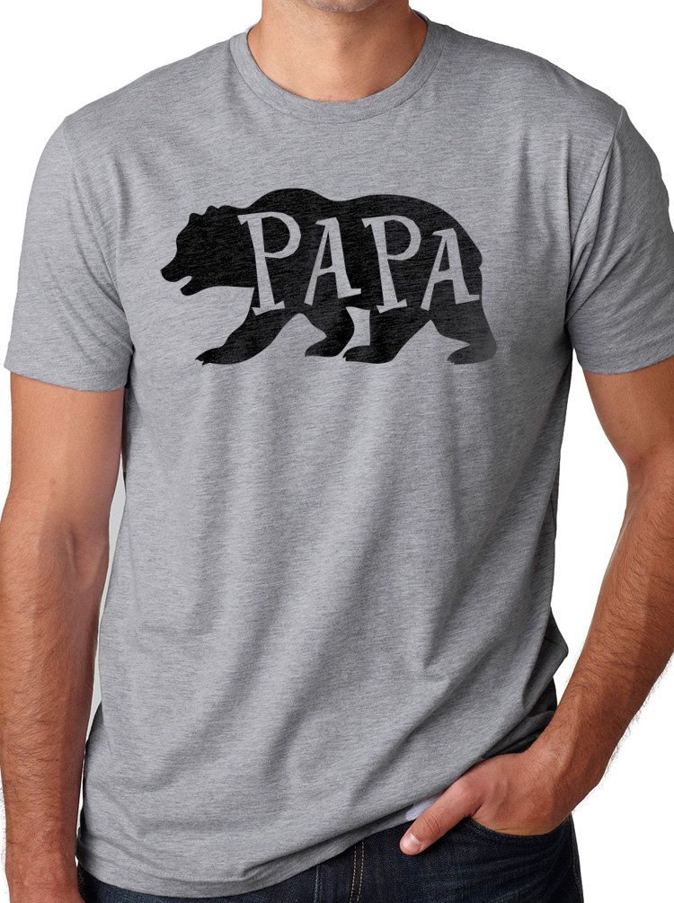 1019a519 Excited to share the latest addition to my #etsy shop: Papa Bear Shirt,