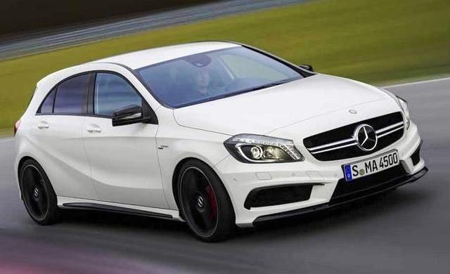 Mercedes-Benz A-Class Facelift Will More Aggressive