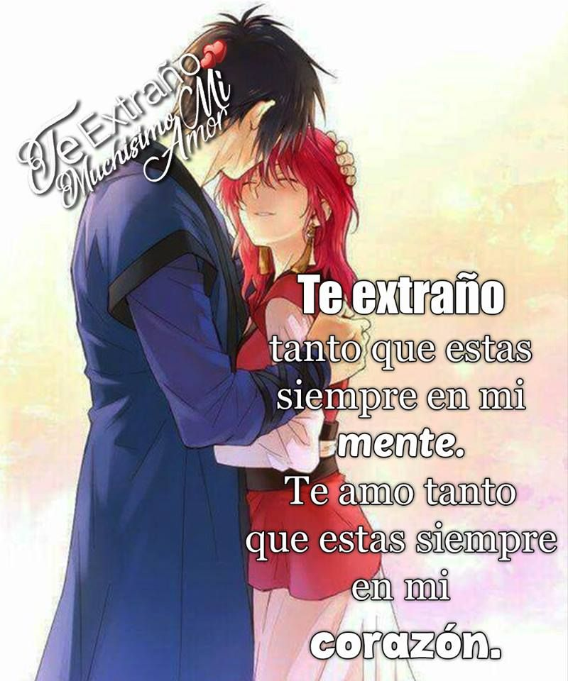 Pin De Lilian Coral En Anime Mensajes Hermosos De Amor Amor De