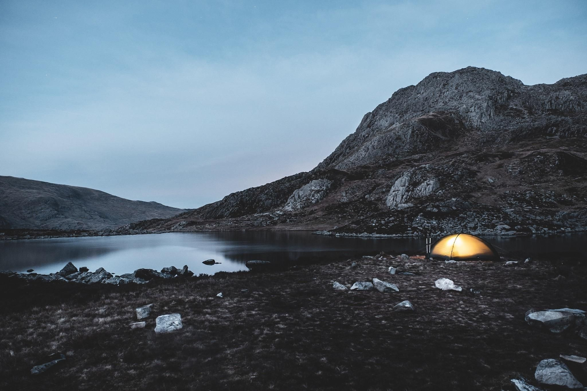 Pin by Dan Adventurer on Camping | Snowdonia, Camping
