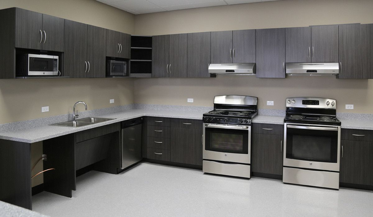 2018 Office Break Room Cabinets Kitchen Counter Top Ideas Check More At Http