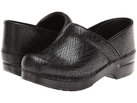 e552845f5f44 Dansko Professional Black Woven - Zappos.com Free Shipping BOTH Ways ...