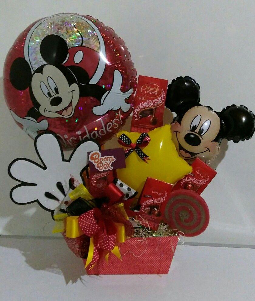 Pin De Daphne En Arreglos Fiesta Mickey Mickey Cakes Y
