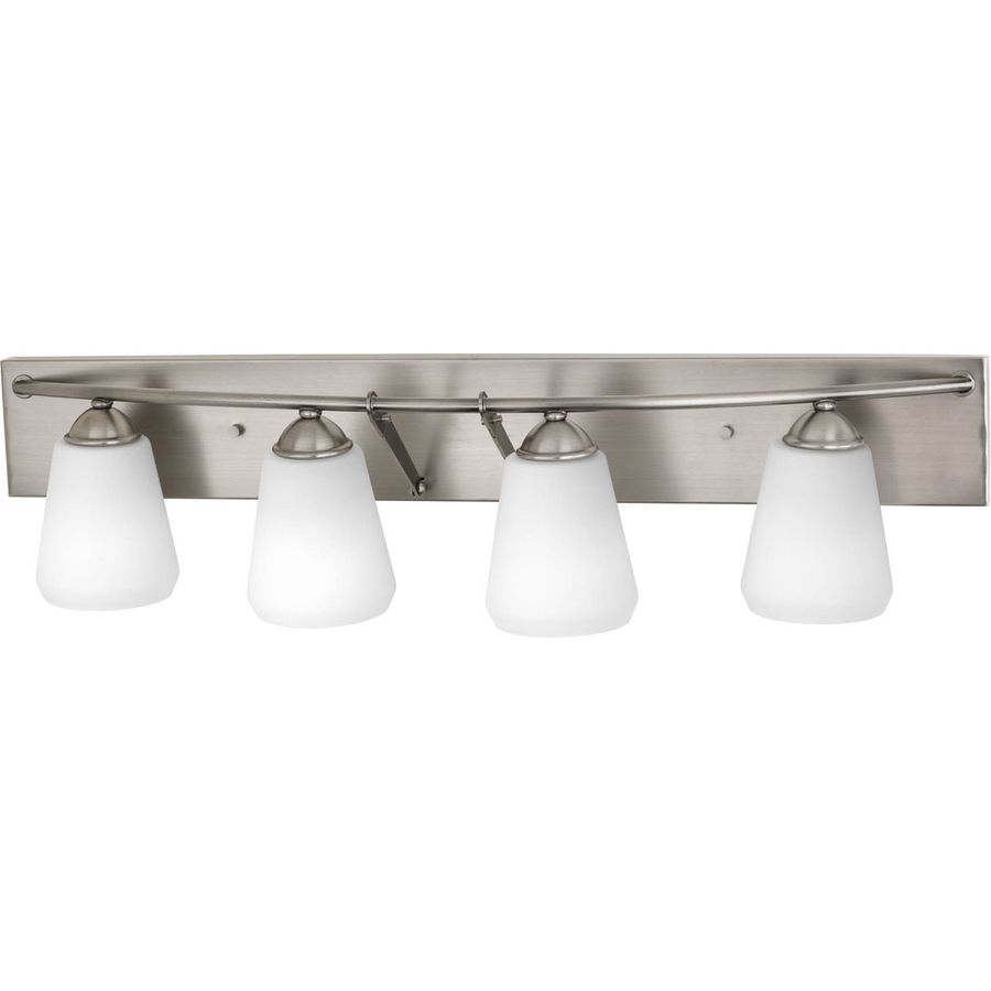 Shop Progress Lighting 4-Light Moments Antique Nickel