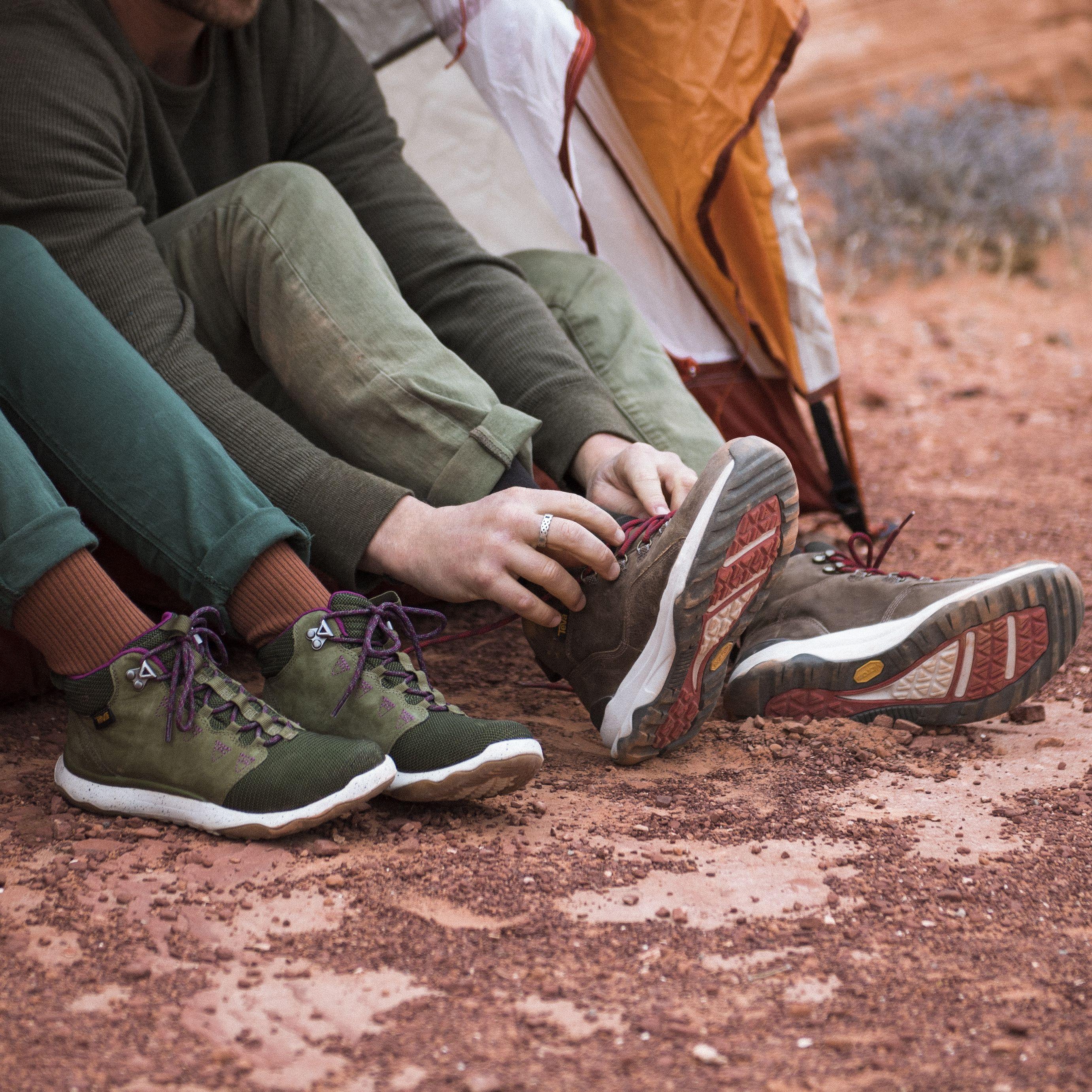 Teva Damen W Arrowood 2 Mid Wp Trekking /& Wanderschuhe