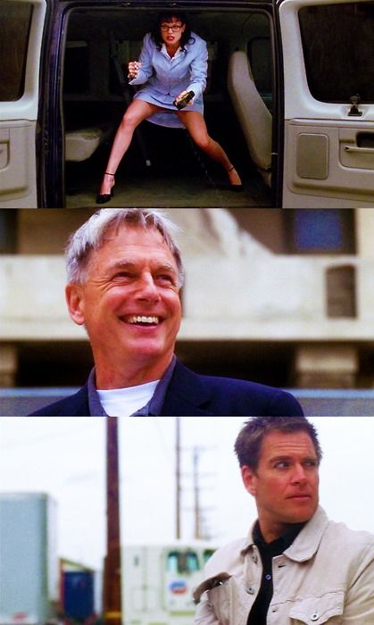 """NCIS Season 3 Episode 21 - """"Bloodbath"""" ~ Abby was great in this scene! She proved how tough she can be!"""