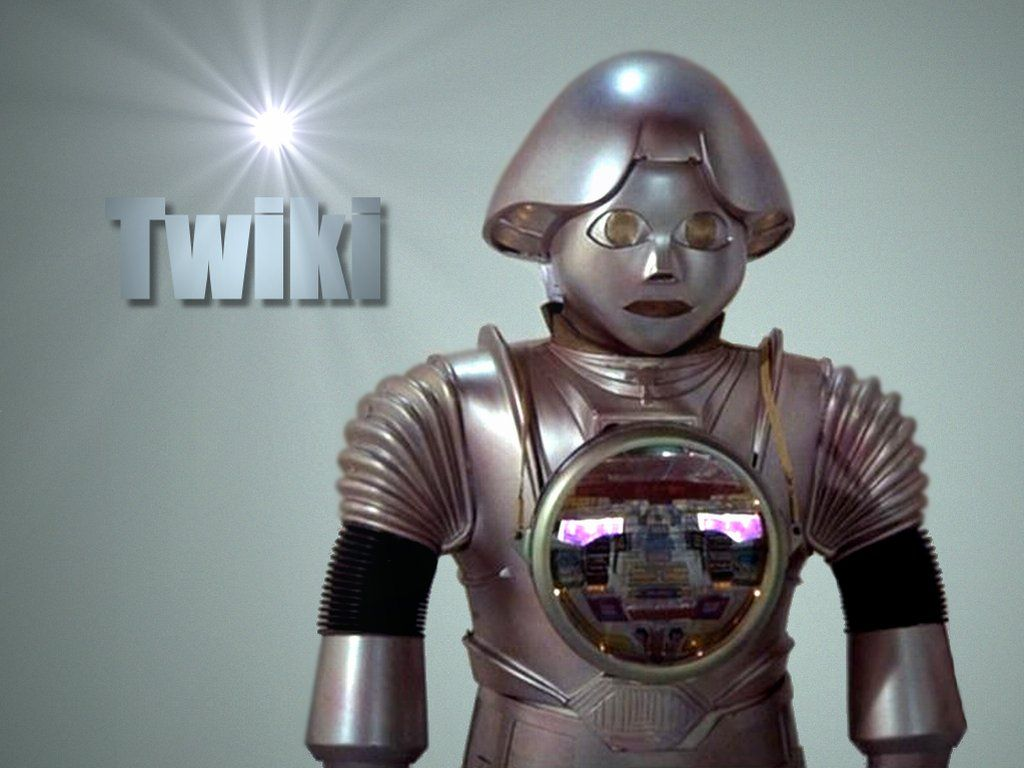 From Buck Rogers!