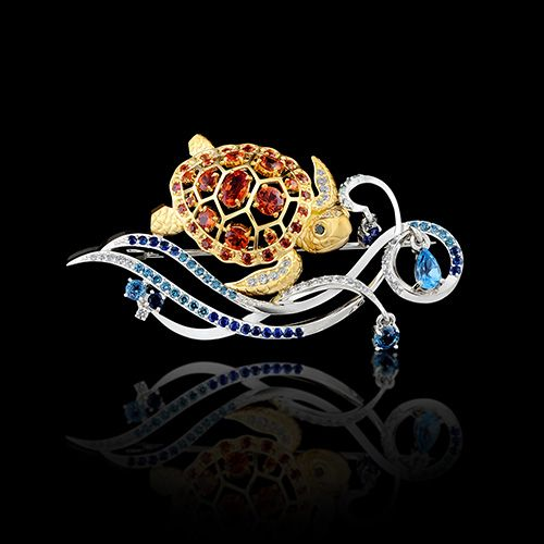 Master Exclusive Jewellery - Collection - Ocean Secrets ring