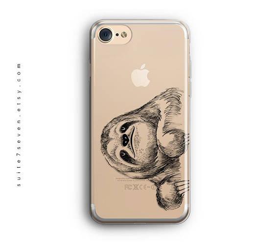 iphone 6 case sloth