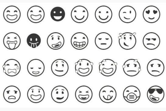 All Emojis Coloring Pages Coloring Pages Emoji Coloring Pages