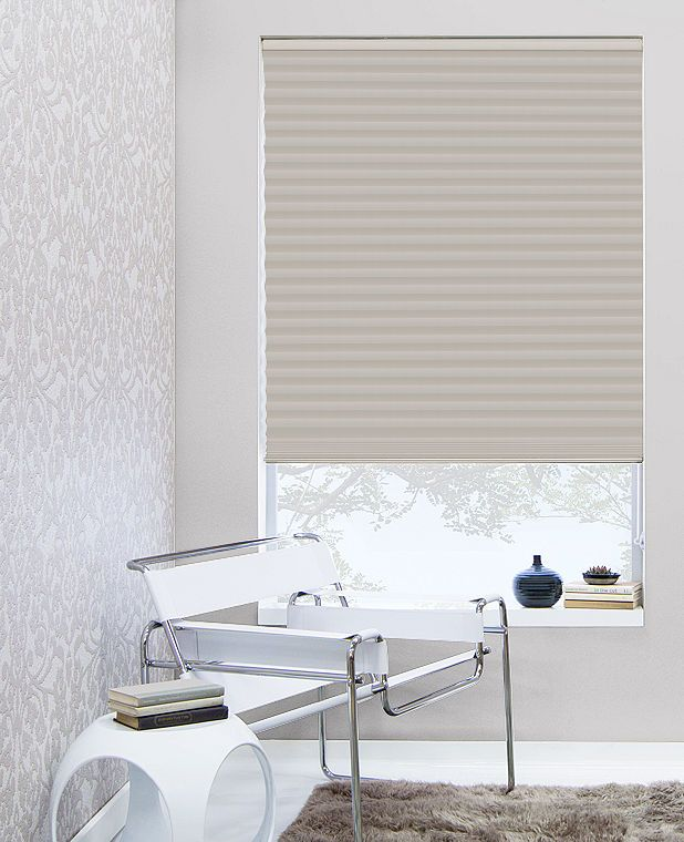 Modern XL Pleated Shades & Blinds | The Shade Store