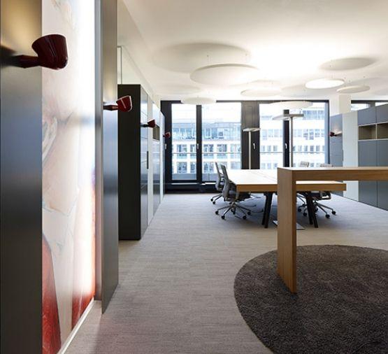Baufirmen Frankfurt umbau büroetage bantleon frankfurt am inspiration und