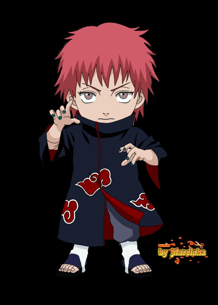 Render Chibi Sasori By Marcinha20 On Deviantart Chibi Naruto Characters Anime Chibi Chibi