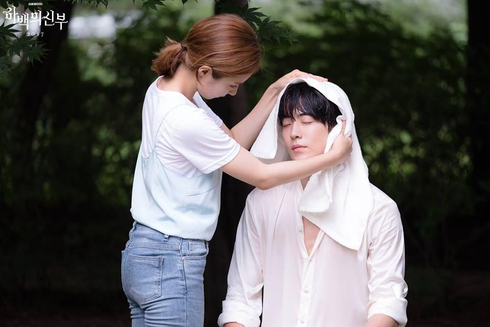 The bride of habaek in 2019   Bride of the water god. Korean drama. Joo hyuk