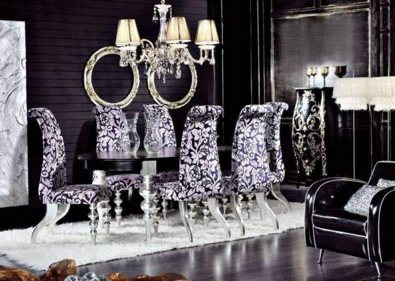 Awesome Gothic Bedroom Design Ideas #uniqueintuitions #gothic #bedroom. Black  Dining RoomsClassic Dining Room ...