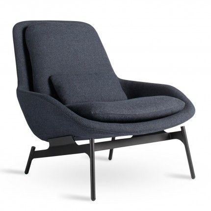 Delightful Navy Blue Lounge Chair  Maybe In Master Bedroom? Maybe In Front Room Play  Area