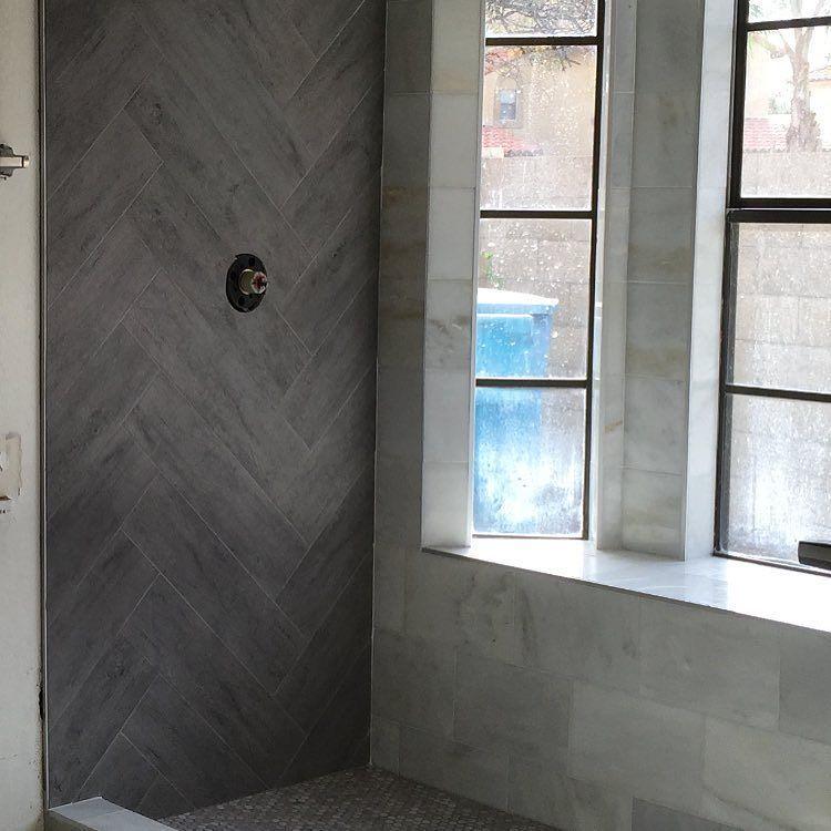 Shower tile #flipthishouse #demo #scottsdale #update #homestaging @londonpiercedesign by mlsproperties