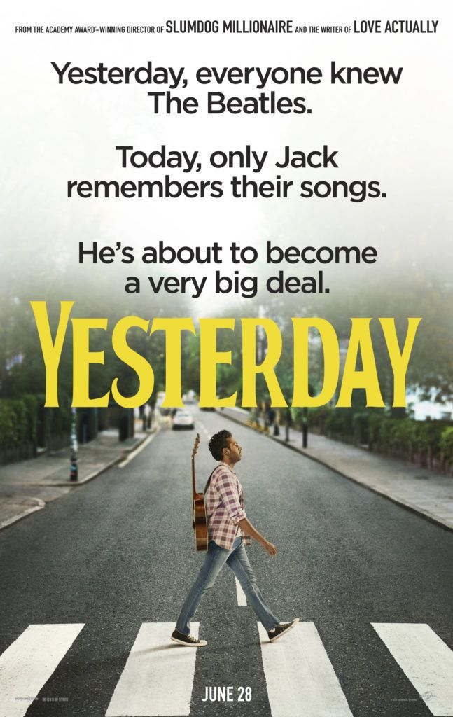 "All You Need is ""Yesterday"" Movie Review Yesterday"