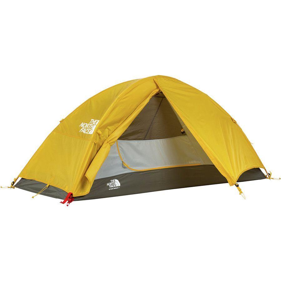 The North Face Stormbreak 1 Tent 1-Person 3-Season  sc 1 st  Pinterest & The North Face Stormbreak 1 Tent: 1-Person 3-Season | Hiking