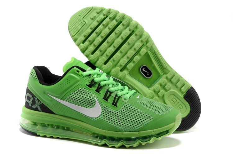 Air Poison Vert Nike Max 2013