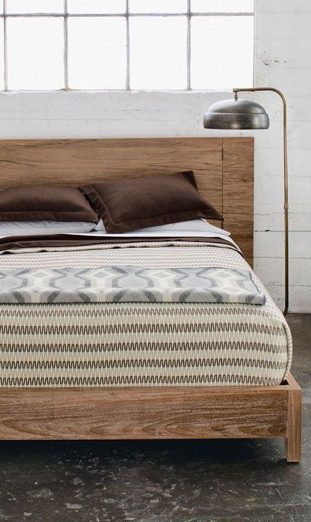 Swan Modern Platform Bed: Bed, Home Bedroom, Decor