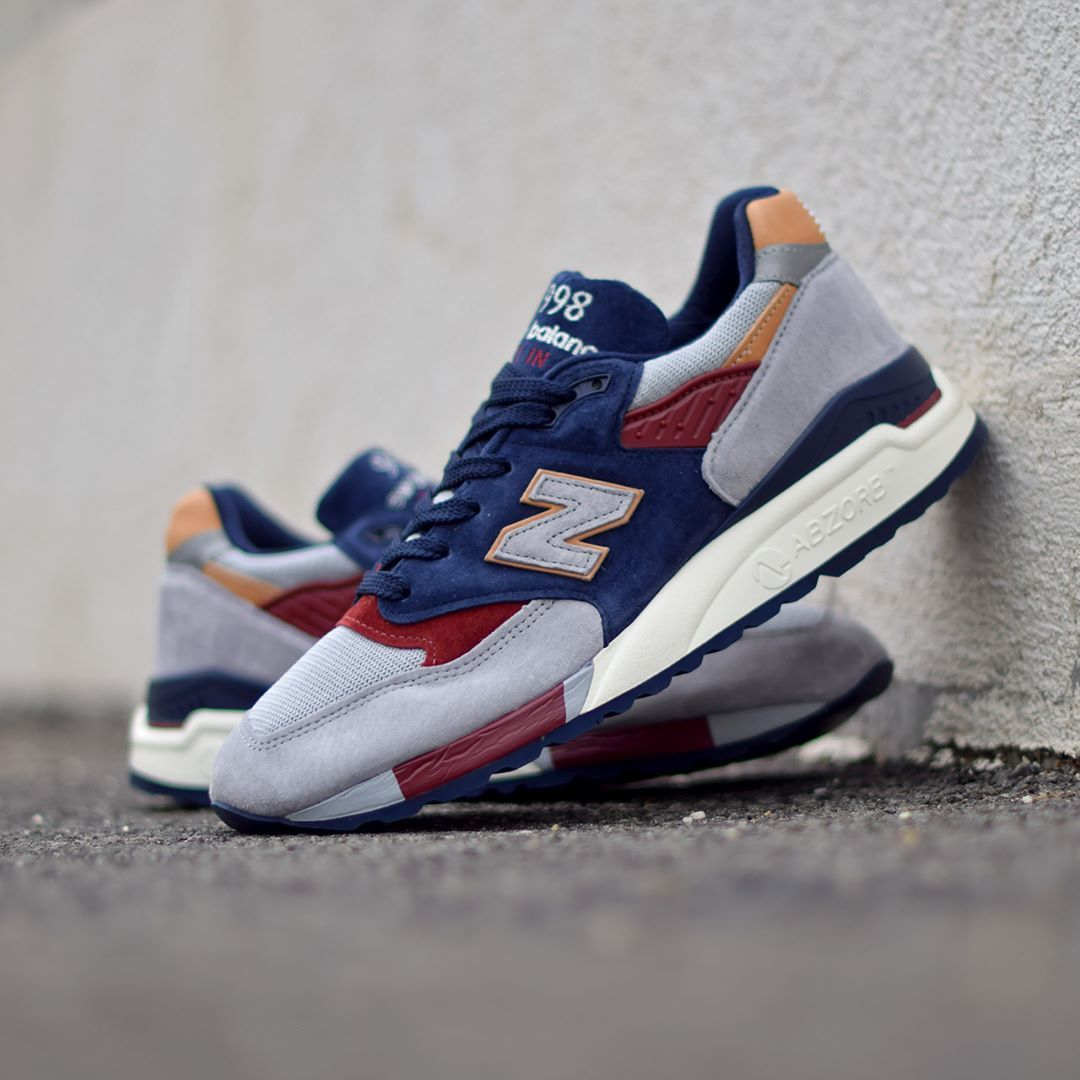 New Balance 998 CSU Made in USA . Disponible/Available: SNKRS.COM
