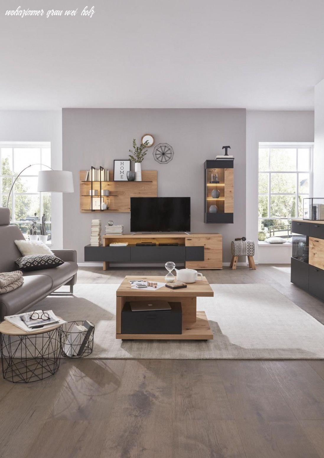 Die Wahrheit über Wohnzimmer Grau Weiß Holz Wird Ba