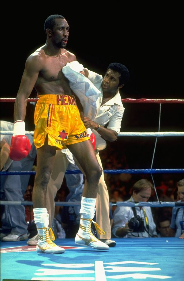 Emanuel Steward S World Champions Si Com Photos Boxing History Boxing Images Boxing Champions