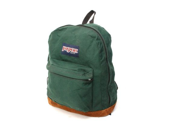 JANSPORT SUPERBREAK BACKPACK SCHOOL BAG - Hedge Green, $26.99 ...